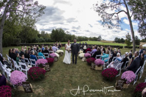 7463dbffd84 Renfrew is a beautiful location for an outdoor wedding. The backyard of the  museum is shaded as well as having a raised patio for a stage.