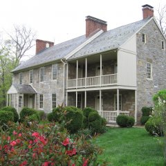 Royer House Museum Exterior